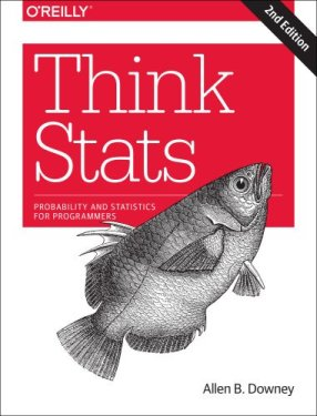 Think Stats book cover