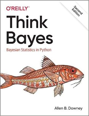 Cover of Think Bayes 2e